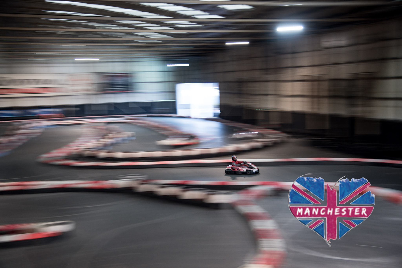 Go Karting West Midlands >> Daytona - Manchester - GoKart Tracks UK
