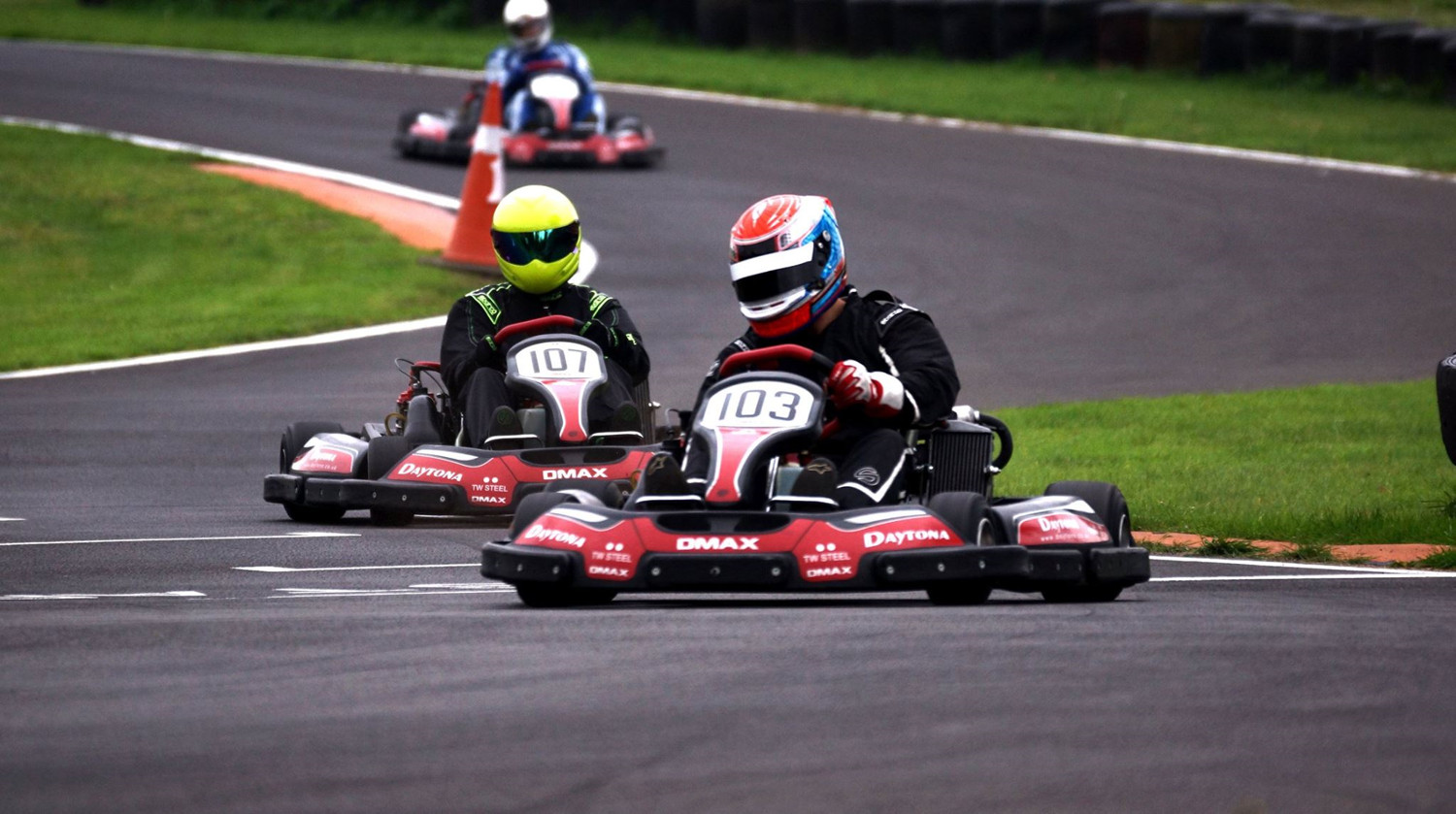 Tamworth Go Karting >> Daytona - Tamworth - GoKart Tracks UK