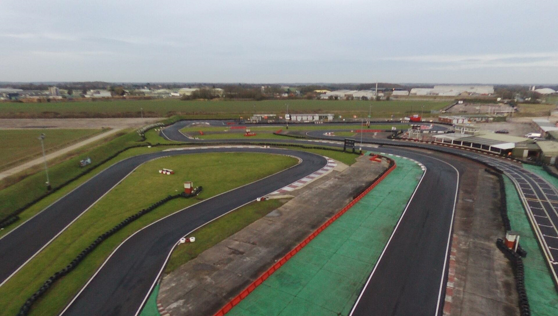Go Karting West Midlands >> Ellough Park - GoKart Tracks UK